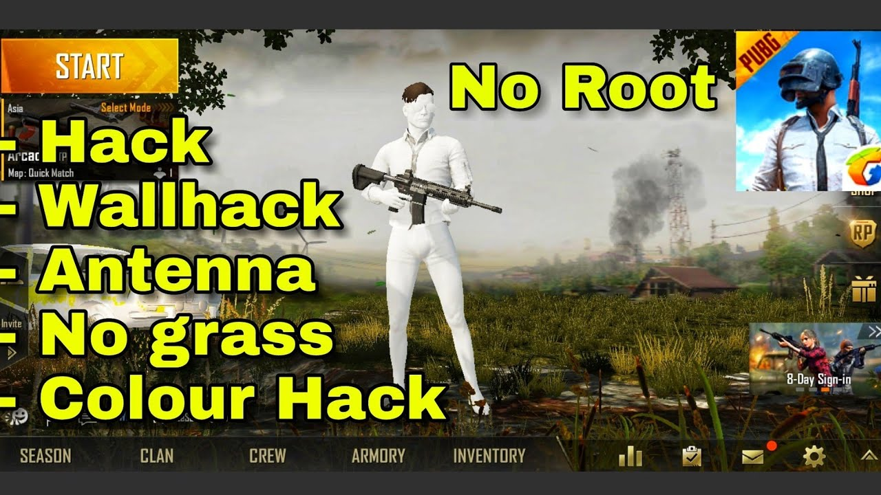 pubg mobile hack no banned