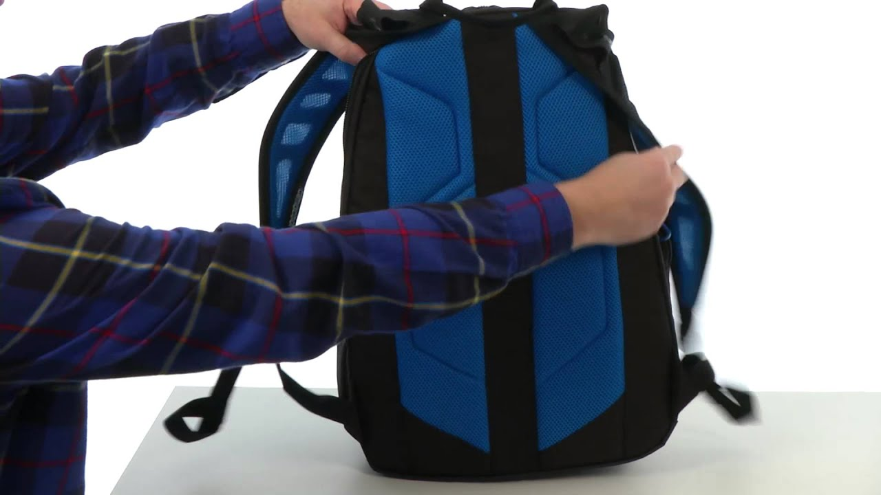 f5f131a51dac adidas Climacool Speed Backpack SKU 8325059 - YouTube