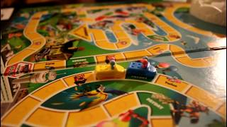 Playing The Game of Life Board Game