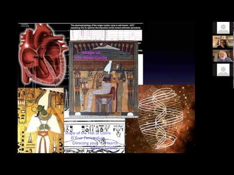 Dan Winter:Living Sacred Geometry-Navigating Song Lines & Aura Thru Death-Evolver Learning