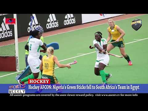 Sports Weekly around Africa and beyond