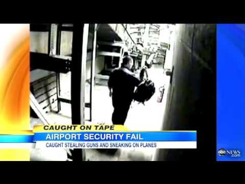 Air Travel Safer? Workers Steal From Passengers, Abuse Security - www.CorruptionCripples.com