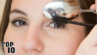 Top 10 Make-Up HACKS