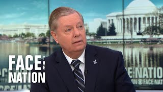 "Graham says Mueller investigation is ""over for me"""