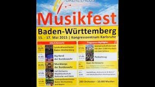 Musikfest Baden Württemberg 2015