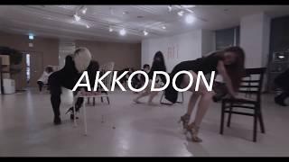 Dancer, Choreographer: AKKODON AKKODON's Profile and lesson info : https://www.rei-dance.com/instructor/detail/?id=30 STUDIO: Rei Dance Collection Web ...