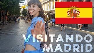 "Sabina Azul ""Visitando Madrid"" #Madrid #España #Travel #Vlog"
