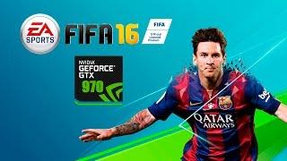 FIFA 16 | PC Gameplay DEMO | GTX 970 |