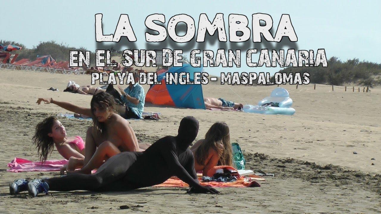 playa de las mujeres maspalomas