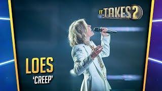 Finale It Takes 2: Loes Haverkort & Marcel Veenendaal zingen Creep