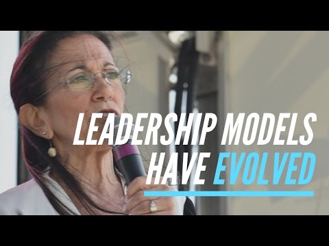 How Leadership Models Have Evolved | Judith Spitz | Cornell Tech