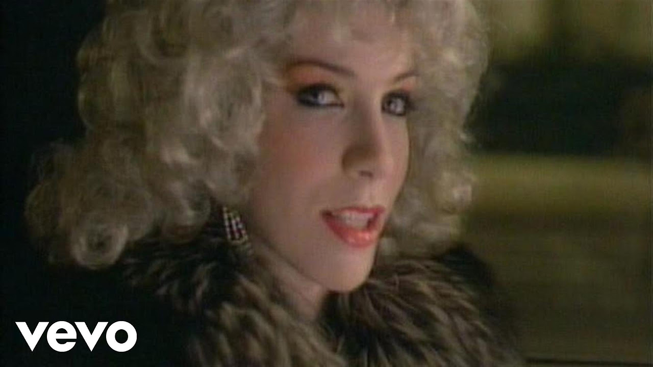Eurythmics, Annie Lennox, Dave Stewart - Miracle of Love (Official Video)