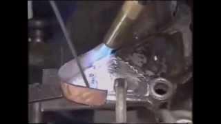 видео Пайка металлов