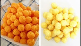 corn puff  cheese ball snack food production line/making extruder equipment made in China Jinan DG