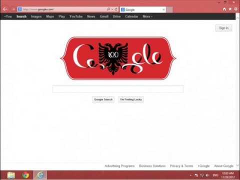 Google Albania Logo