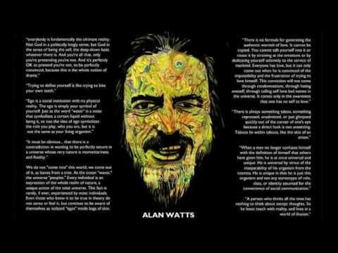 Alan Watts Chill Beats