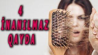 EV ŞƏRAİTİNDƏ BUNU EDİN (Saç Tökülməsinə Son)