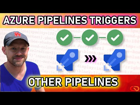 Trigger one pipeline AFTER another in Azure Pipelines