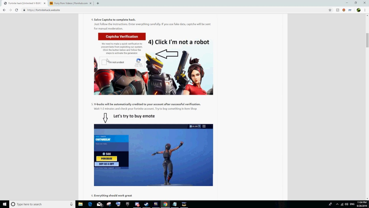 Steam Community 2019 Free V Bucks Hack No Verify