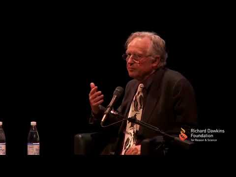 Richard Dawkins - Portland 5 Center for the Arts with Peter Boghossian