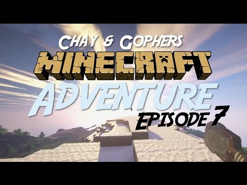 MINECRAFT Adventure #7: Should we stay or should we go?