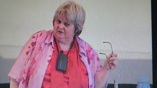 Vera F. Birkenbihl beantwortet Frage zu Täter/Opfer