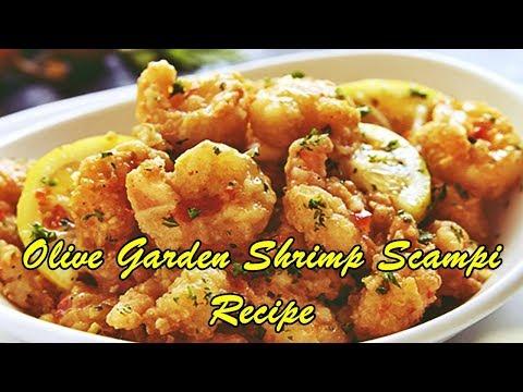 Olive Garden Shrimp Scampi Recipe