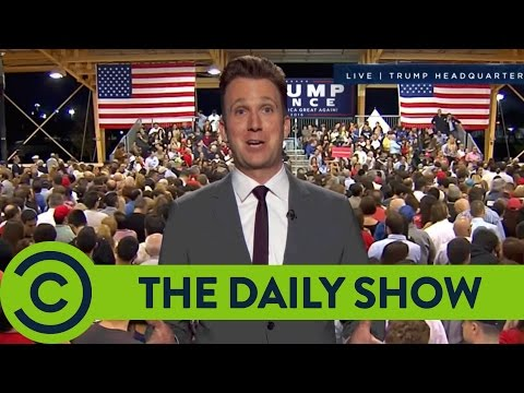 Literally Nobody Expected Trump To Win | The Daily Show
