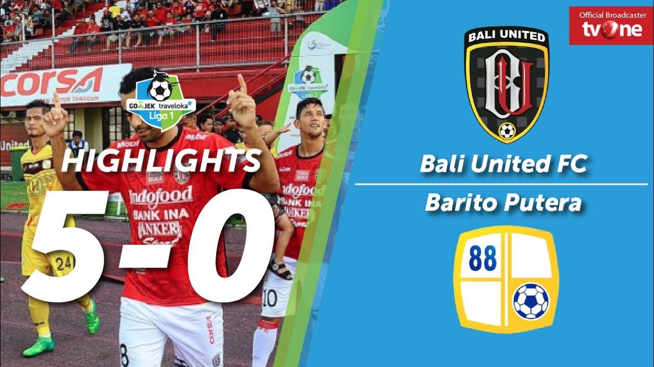 Image Result For Barito Putera Vs Bali United