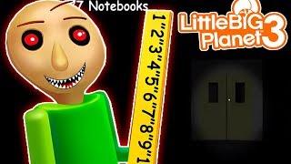 LittleBigPlanet3 | *BaLdi* After School!