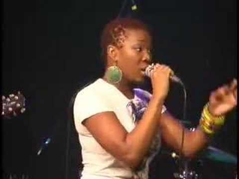 Anthony David & India.Arie  - Words Live