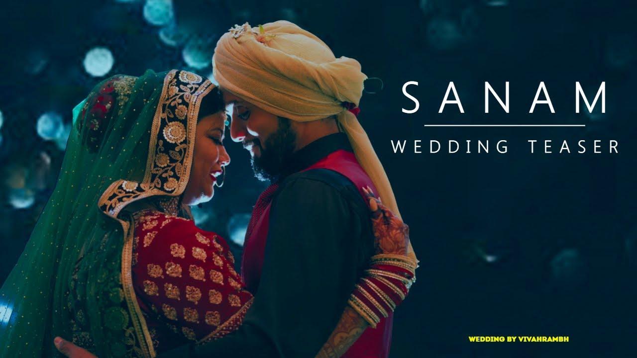 SANAM   Wedding Trailer Ft. Anam Ansari & Salim Raza   WeddingsByVivahrambh   Wedding Planner   Film