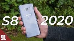 Samsung Galaxy S8 in 2020 - worth buying?