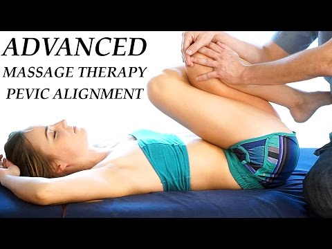 Pelvic Alignment Techniques Advanced Massage Therapy for Low
