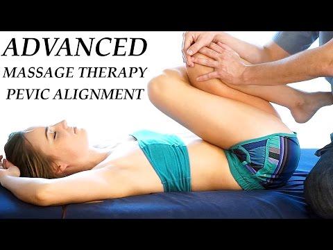 Pelvic Alignment Techniques Advanced Massage Therapy for Low Back Pain & Sciatica
