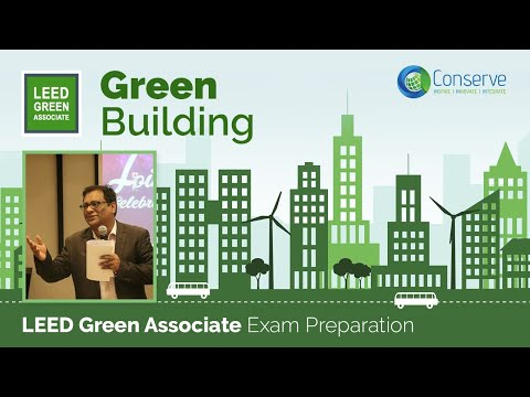 Beginners Guide to Green Building/LEED | LEED Green Associate Made Easy