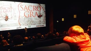 Gianfranco Rosi presents Sacro Gra