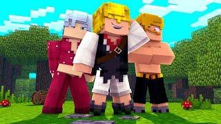 Minecraft: NANATSU NO TAIZAI ! - ESCADÃO ‹ Ine ›