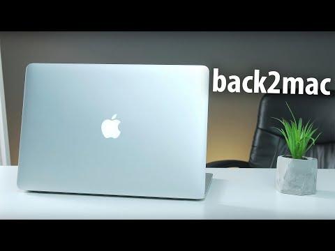 Почему я вернулся на MacBook и MacOS?