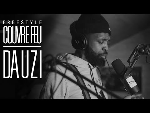 DA UZI - Freestyle COUVRE FEU sur OKLM Radio