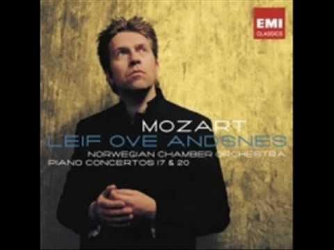 Mozart Piano Concerto No.20 in D minor K.466
