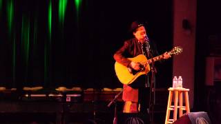 Kinky Friedman - Nashville Casualty & Life - WOW Hall - Eugene, OR - 12/20/12