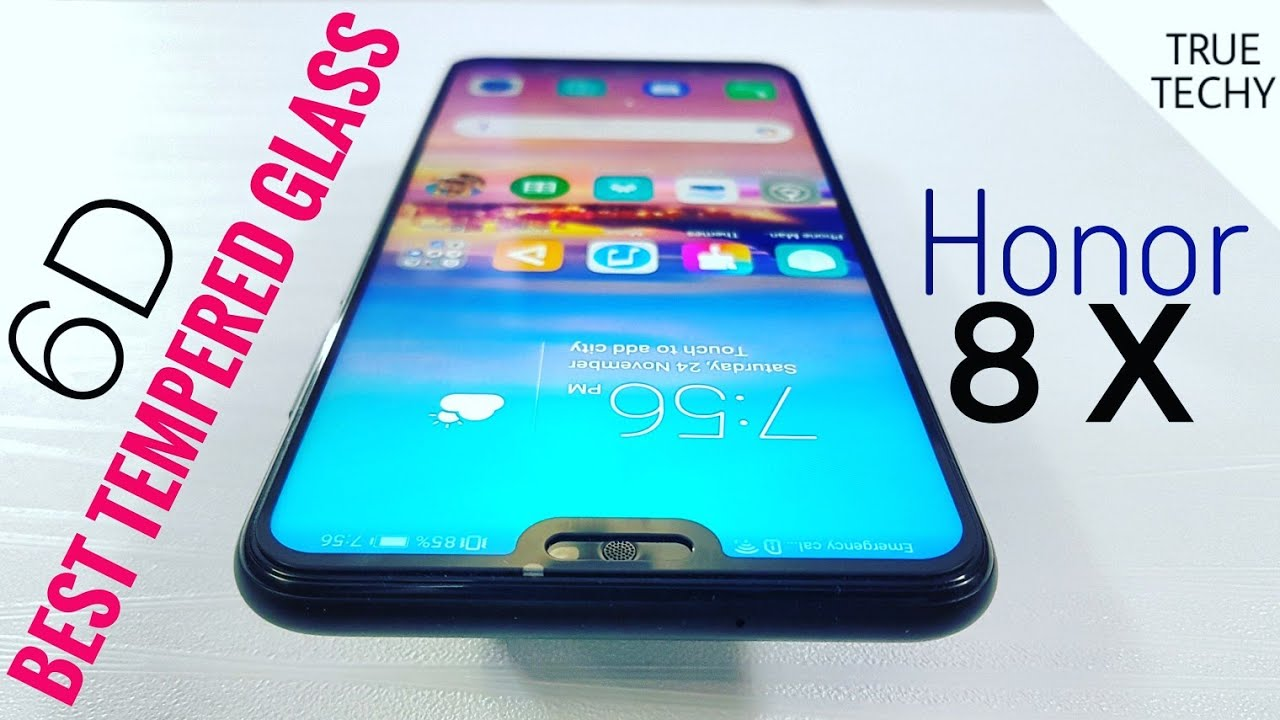 Honor 8X Best Edge to Edge Tempered GLASS,Honor 8xTempered Glass,Honor 8x  Glass Review