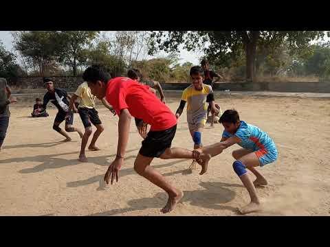 top 10 Pradarshan Kabaddi Raider  फाइनल मैच
