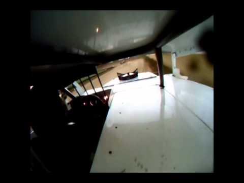 Josh Smith #35 In-Car Spoon River Speedway 6/4/2011 - Hot Laps/Heat Race