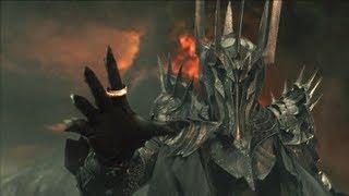 Repeat youtube video Skyrim LOTR Sauron Armor