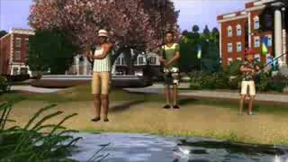 the sims 3 official e3 first look trailer pc