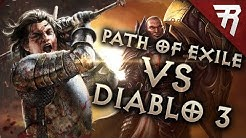 Diablo 3 VS Path of Exile: 2018 revisited