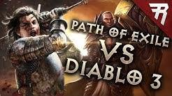 Diablo 3 VS Path of Exile: 2018 revisited