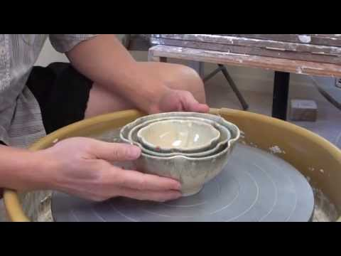 175. Throwing / Altering a Set of Nesting / Nested Bowls with Hsin-Chuen Lin